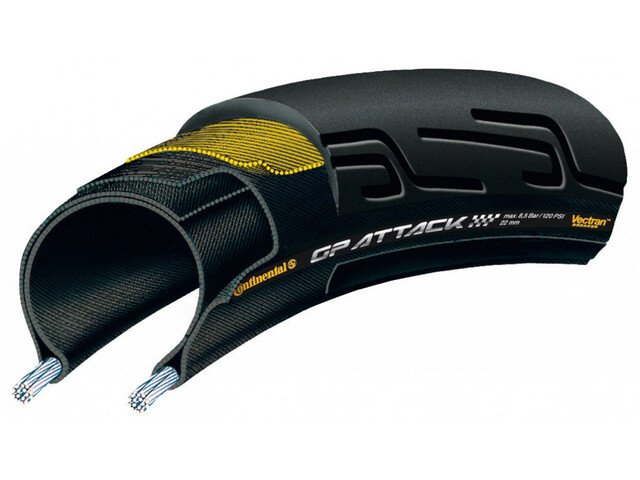 Continental Grand Prix Attack II 22-622 souple